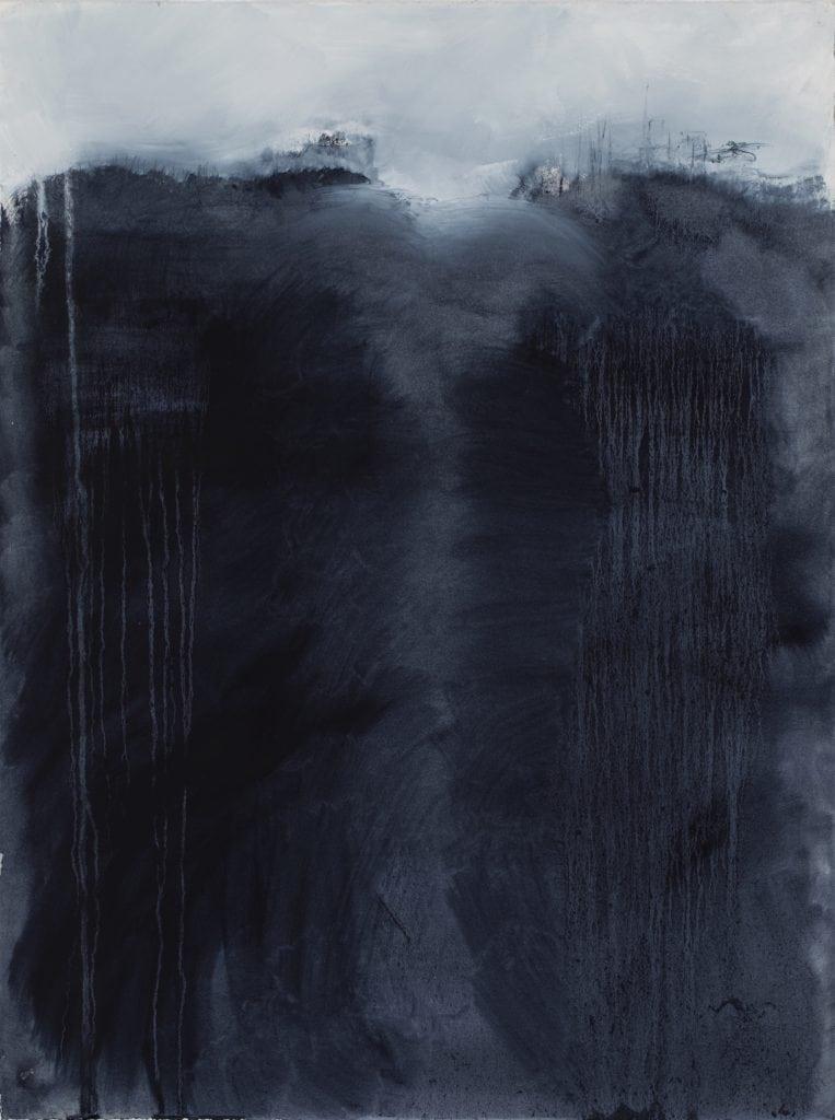 Blue Winter 1
