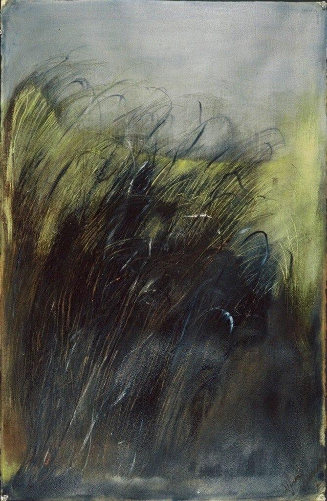 Dune Grasses 2