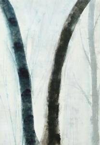 Duo, winter