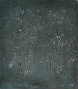 Trees at Night 3
